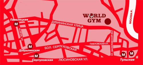Москва ул дубининская 71 стр 1 схема